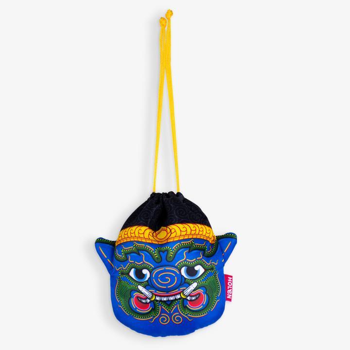 Ramakien Rope Pouch - Nonthajit
