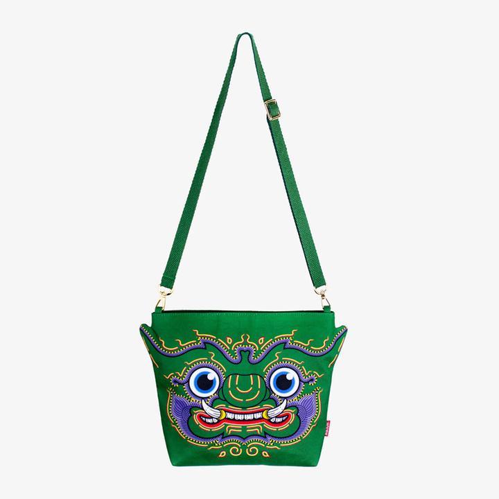 Ramakien Side Bag - Thotsakan