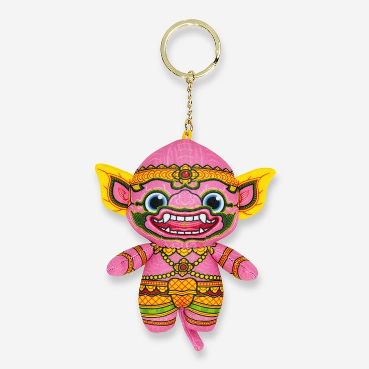 Ramakien Buddy Keychain - Gomutr