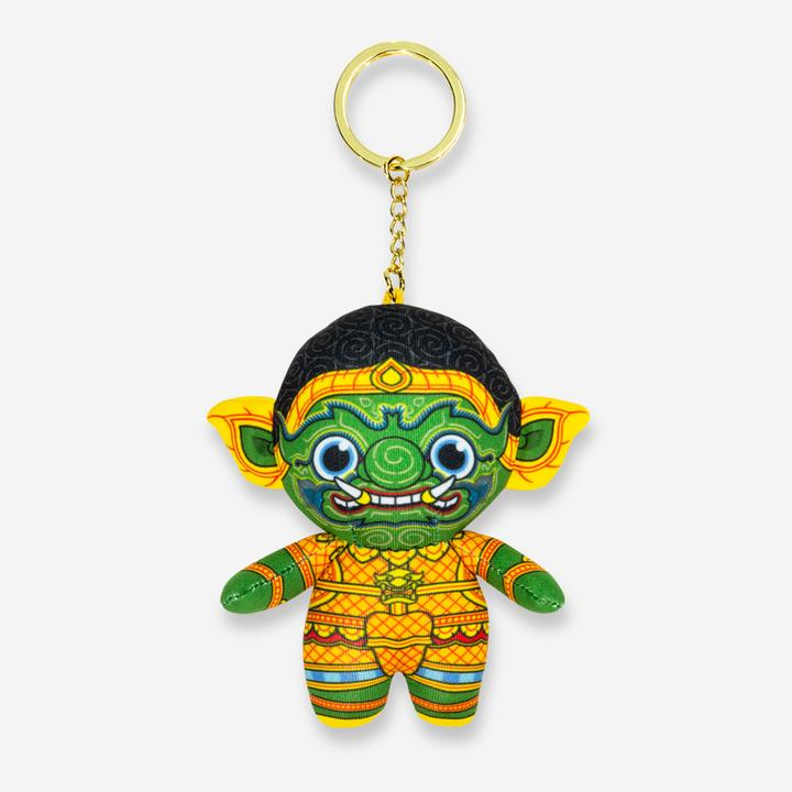 Ramakien Buddy Keychain - Kumpakan