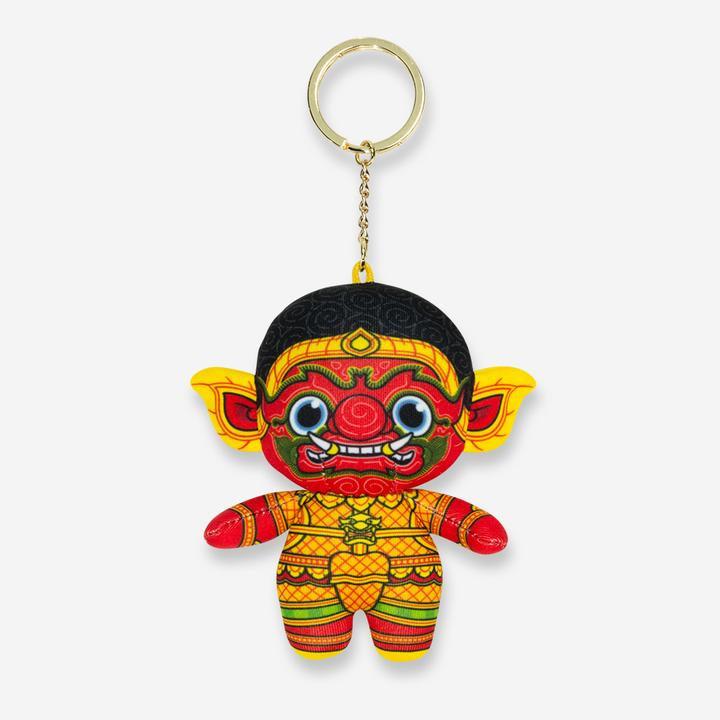 Ramakien Buddy Keychain - Rithikasoon