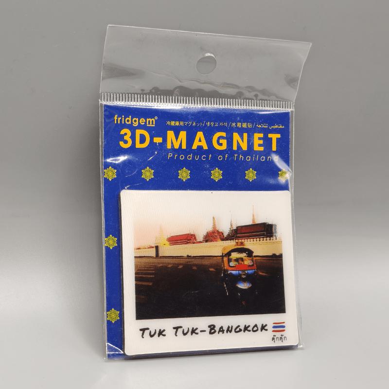 3D Magnet - Tuk Tuk