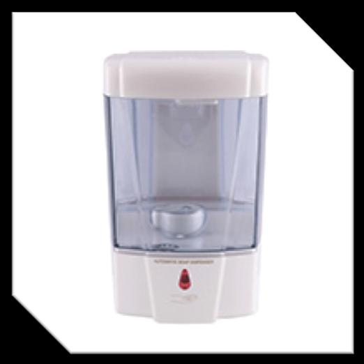 Wall Soap Dispenser ที่กดสบู่ติดผนังอัตโนมัติ 1 ช่อง รุ่น HSD-9031