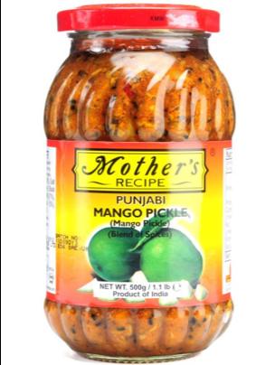 MANGO PICKLE 500 G.  มะม่วงดอง