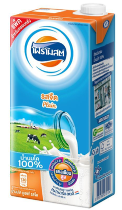 Whole milk 1 LT. นมสด 100%