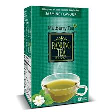 Ranong Tea Jasmine ชากลิ่นดอกมะลิ