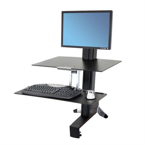 WorkFit-S, Single LD with Worksurface+