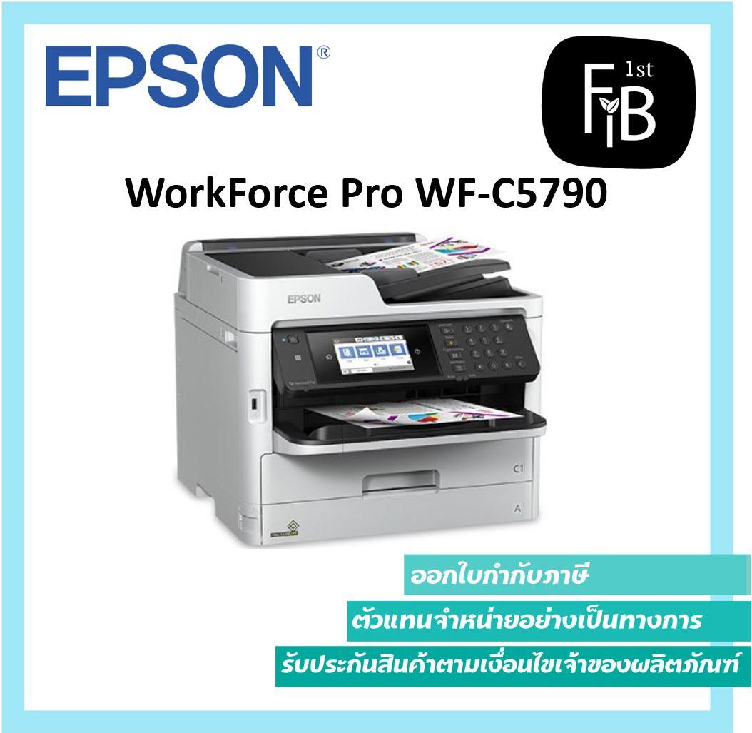 WorkForce Pro WF-C5790