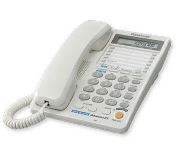 โทรศัพท์แบบตั้งโต๊ะ ยี่ห้อ Panasonic