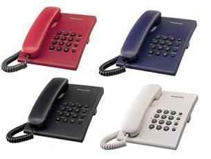 โทรศัพท์แบบตั้งโต๊ะ  Panasonic