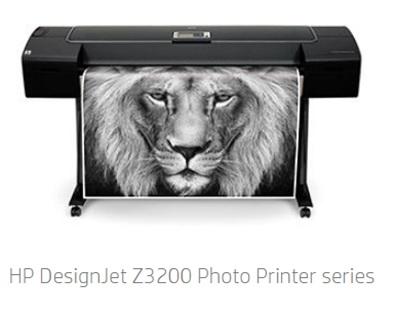 HP Designjet Z3200ps 44-in Photo Printer