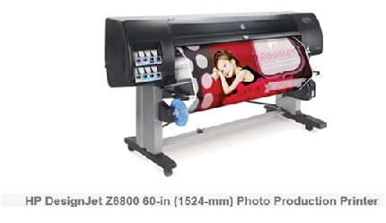 HP Designjet Z6800 60inch