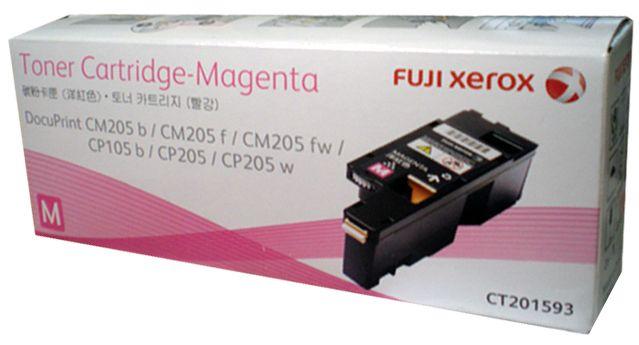 Fuji Xerox Magenta Toner