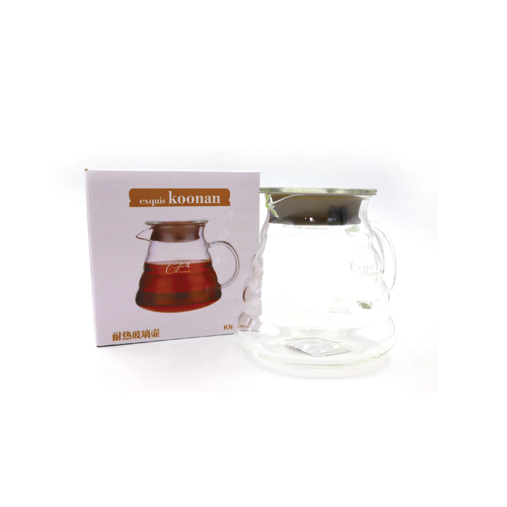 Koonan Coffee Sharing Pot