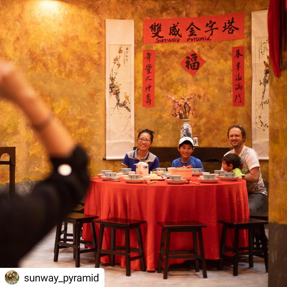 ตกแต่งห้าง-ตรุษจีน2019-มงคล-ซุ้มถ่ายรูป01