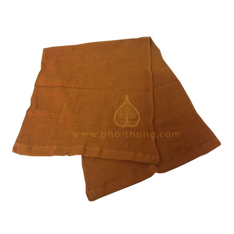 ผ้าเช็ดศรีษะ (สีพระราชทาน)