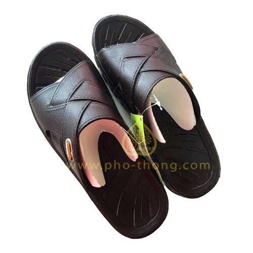 รองเท้าแตะ สีกรัก (ยางพารา เกรดAA)