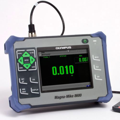 Magna-Mike 8600 Thickness Gage