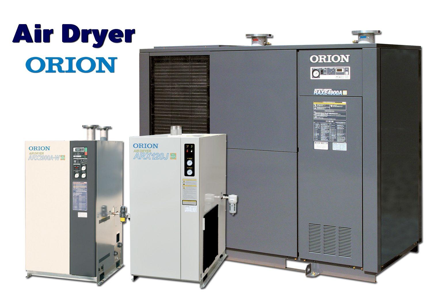 ORION Clean air