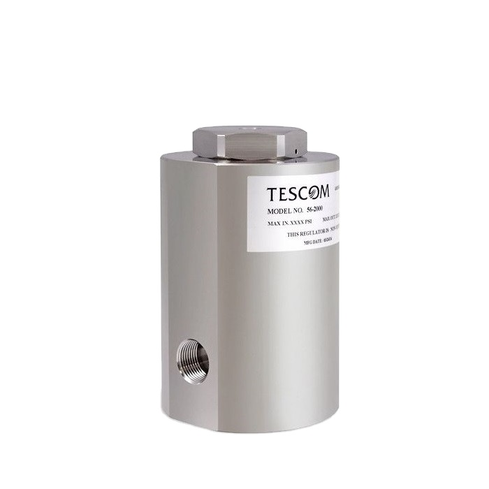 TESCOM 56-2000 Series Pressure Control Regulator
