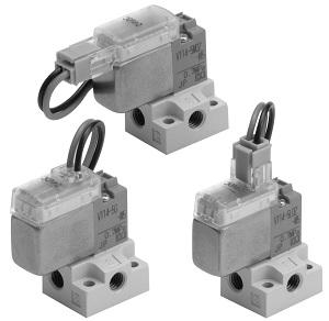 SMC solenoid valve electromagnetic valve pneumatic component air tools V114 series
