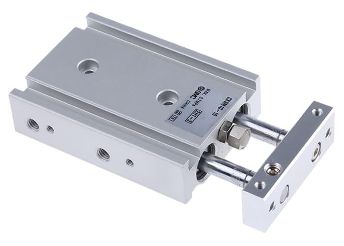 SMC CXSL10 Dual Rod Cylinder Basic Typr