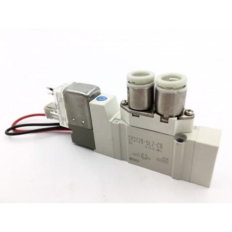 FSQD SMC Pneumatic Components Air Directional Control Valves Solenoid SY3000 Sereis