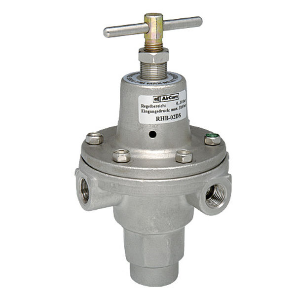 PRESSURE REGULATOR HIGH PRESSURE STAINLESS STEEL