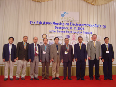 The 5th  Asian Meeting on Electroceramics