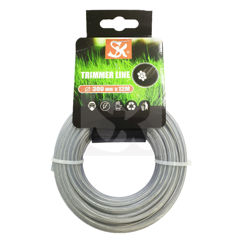SK Cable Trimmer Line - 12 m
