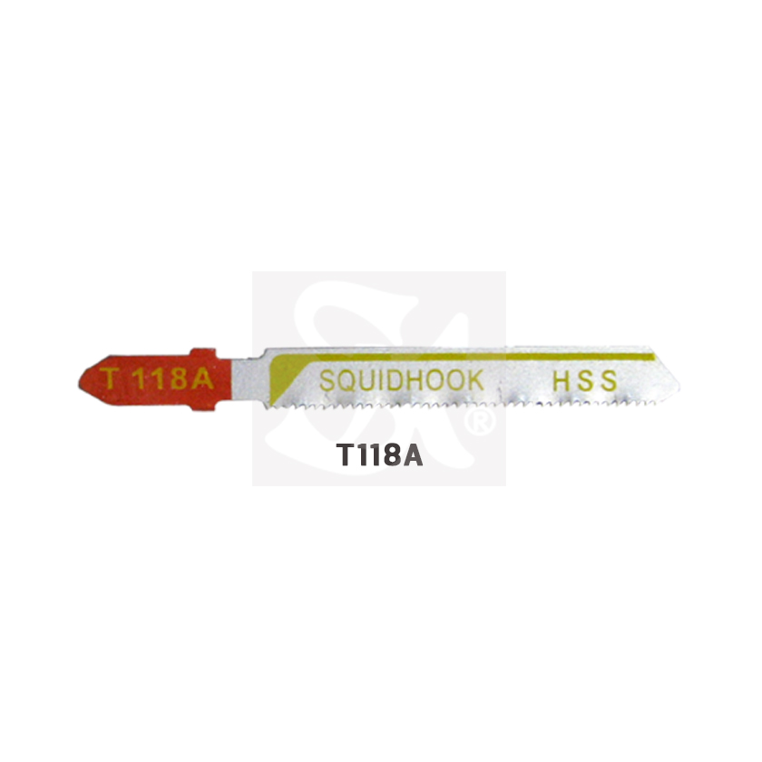 SQUIDHOOK Jigsaw Blades T118A
