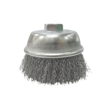 DAIYO Crimped Wire Cup Brushes