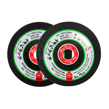 NEW RICH Flexible Grinding Wheels - Red