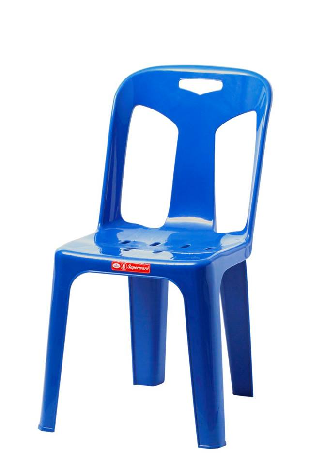 เก้าอี้มีพนักพิง 2.2 กก.
