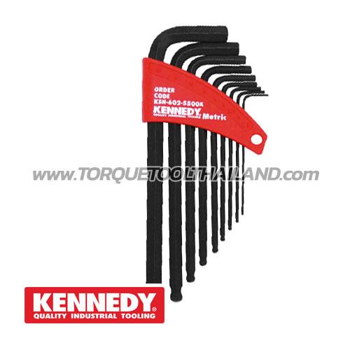 ชุดประแจหกเหลี่ยม KEN-602-5500K