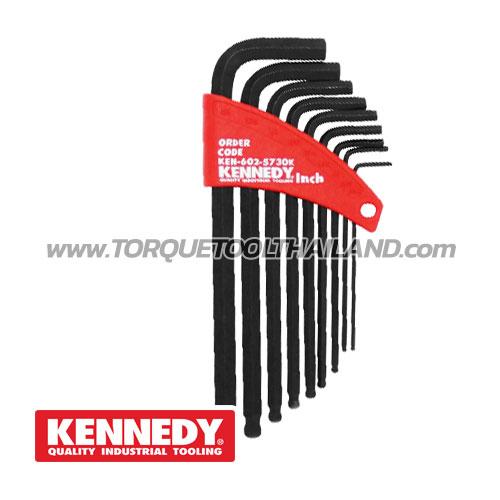 ชุดประแจหกเหลี่ยม KEN-602-5730K