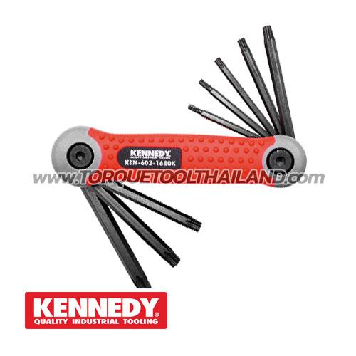ชุดประแจหกเหลี่ยม KEN-603-1680K