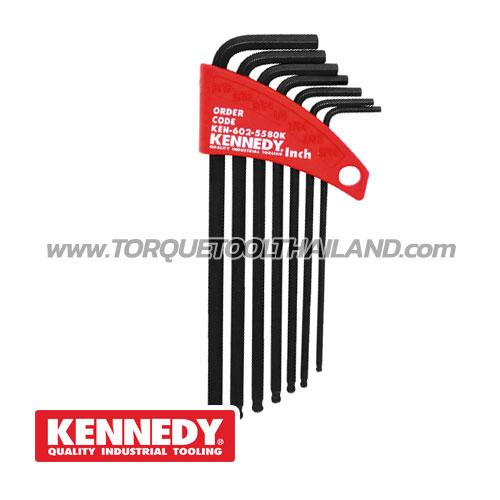 ชุดประแจหกเหลี่ยม KEN-602-5580K