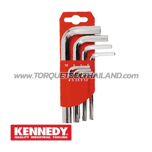 ชุดประแจหกเหลี่ยม KEN-601-7990K