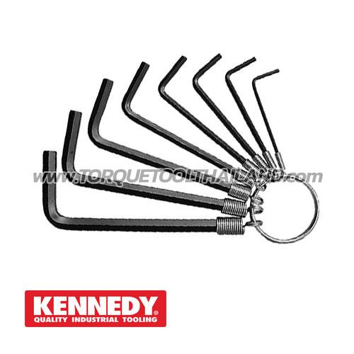 ชุดประแจหกเหลี่ยม KEN-601-2980K