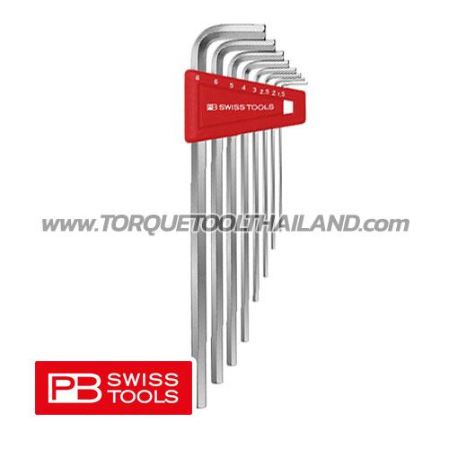 ชุดประแจหกเหลี่ยมยาว PB211H - Series