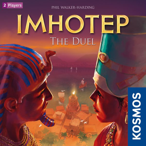 Imhotep Duel