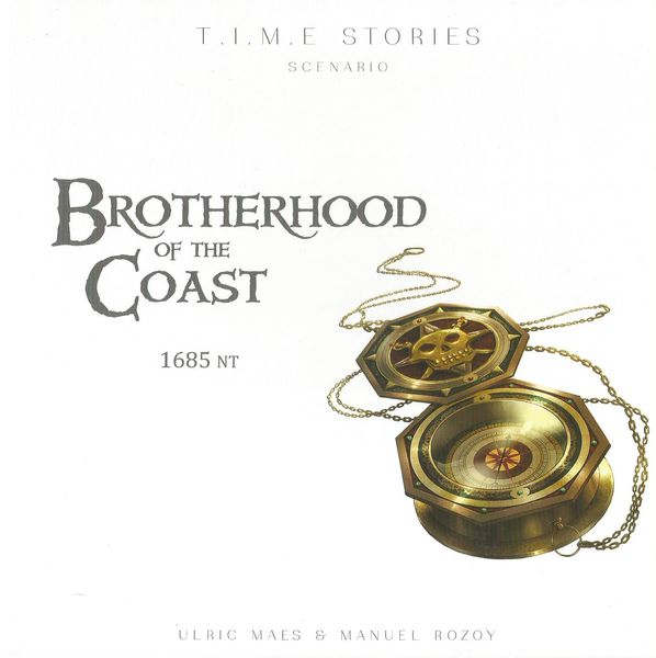 Time Stories : Brotherhood of The Coast Expansion