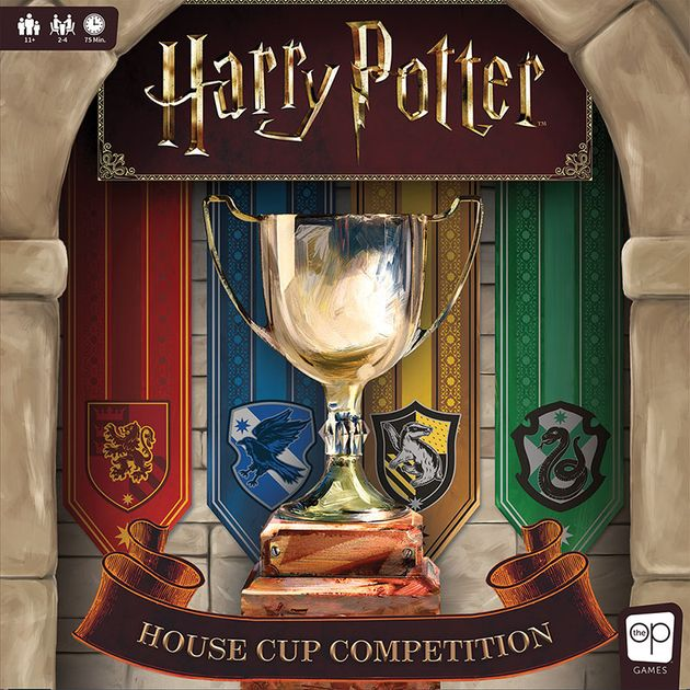 Harry Potter House Cup Competition