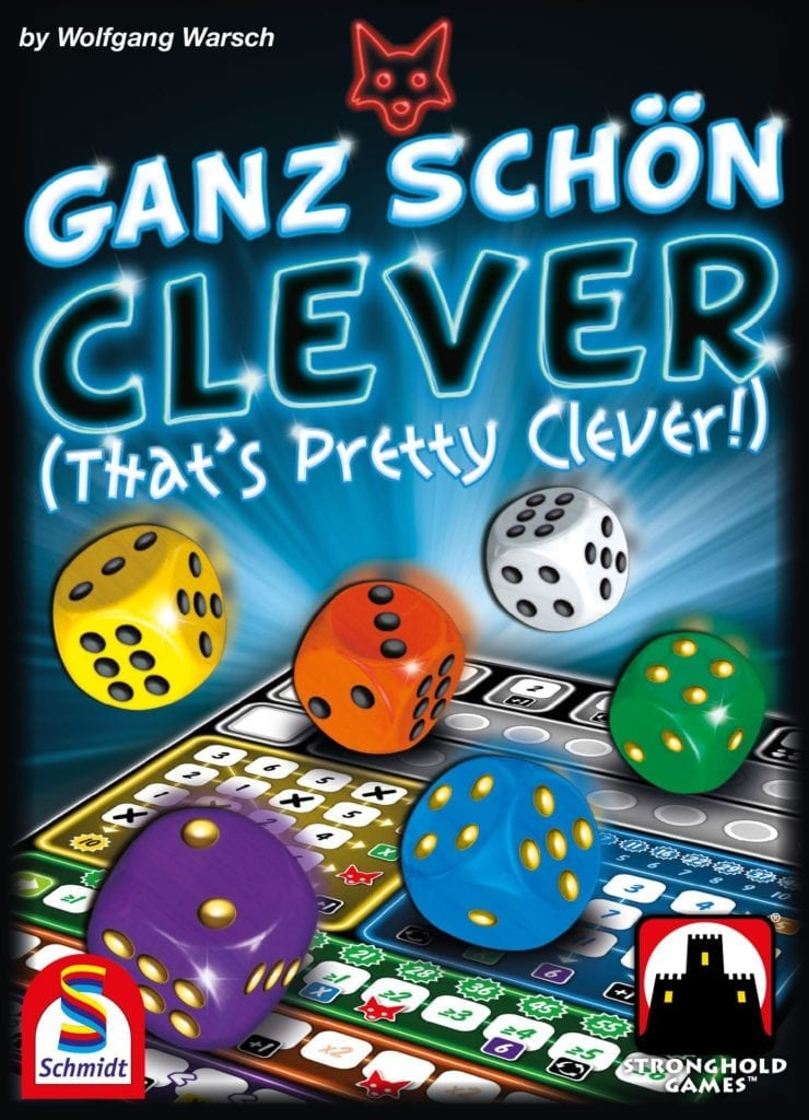 Ganz Shon Clever That's Pretty Clever