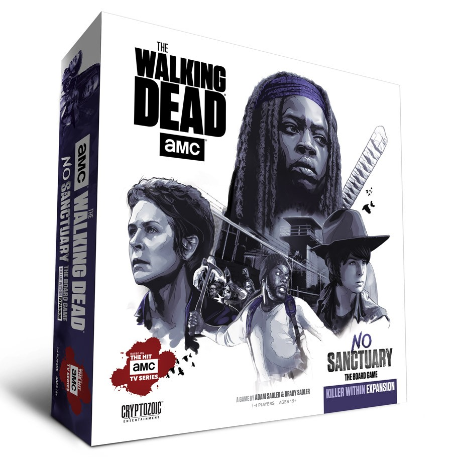 The Walking Dead : No Sanctuary Killer within Expantion