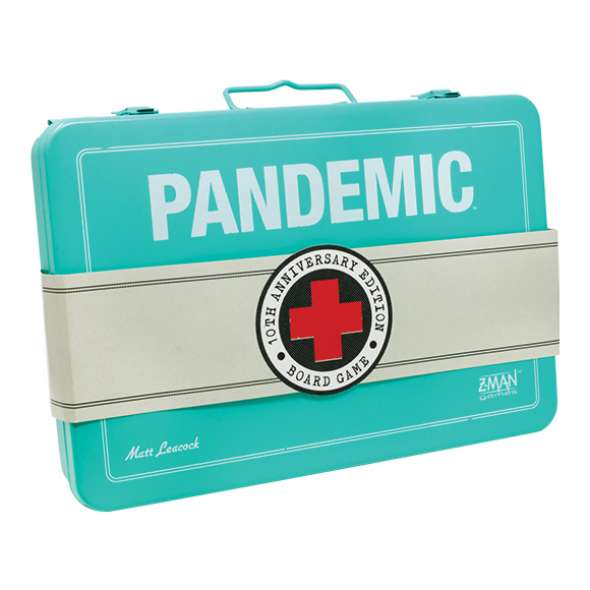 Pandemic 10th years