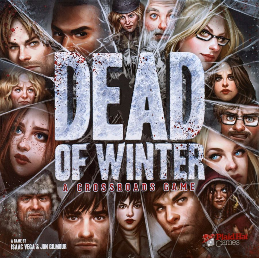 Dead of winter cross road