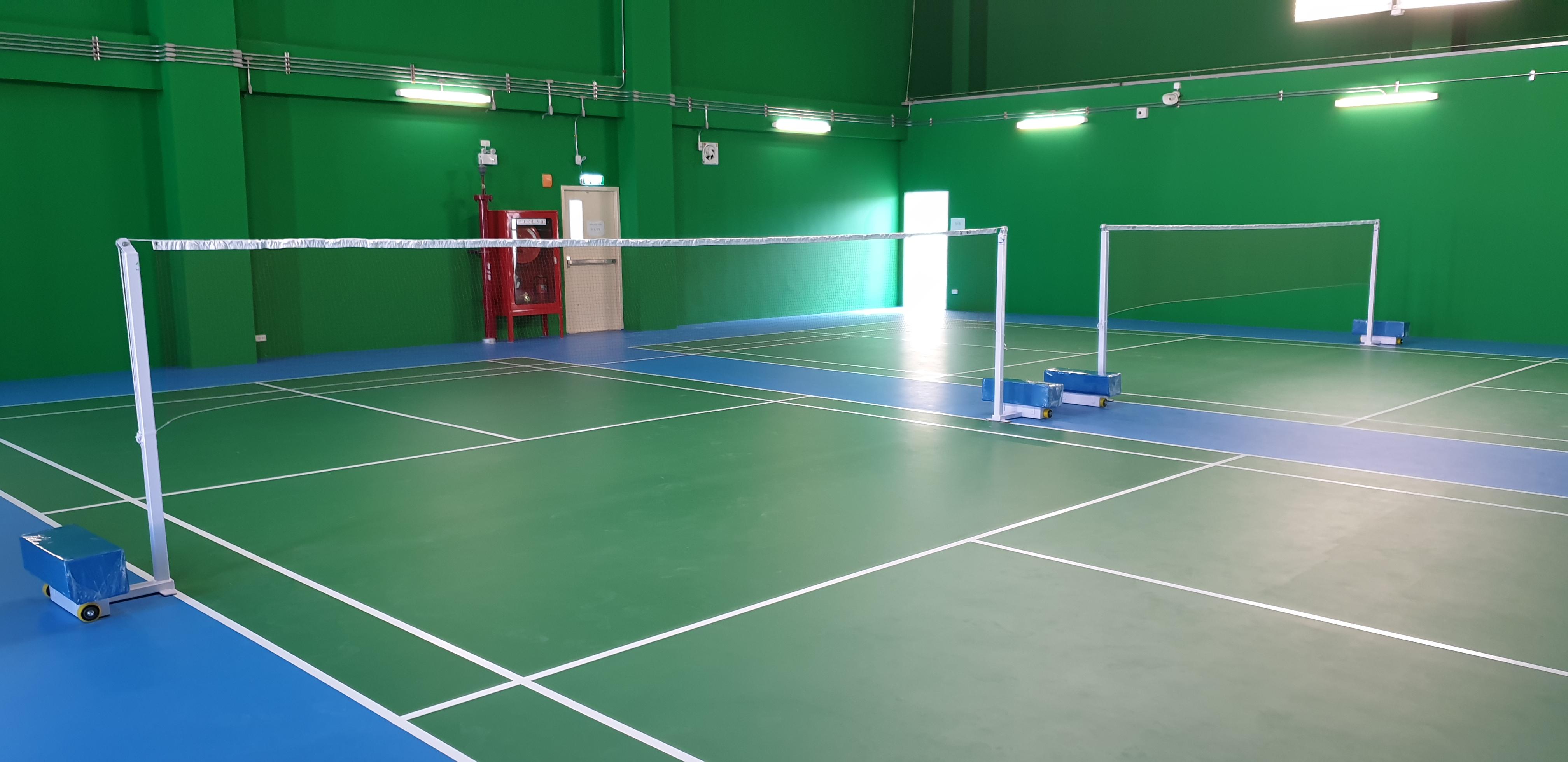 Badminton Post Moblie