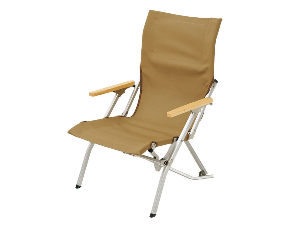 Low chair 30 khaki